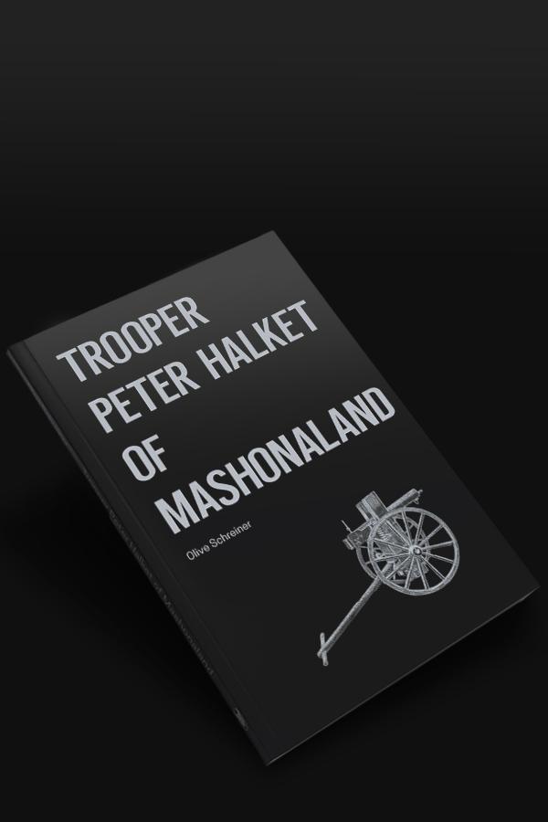 Tropper Peter Halket of Mashonaland